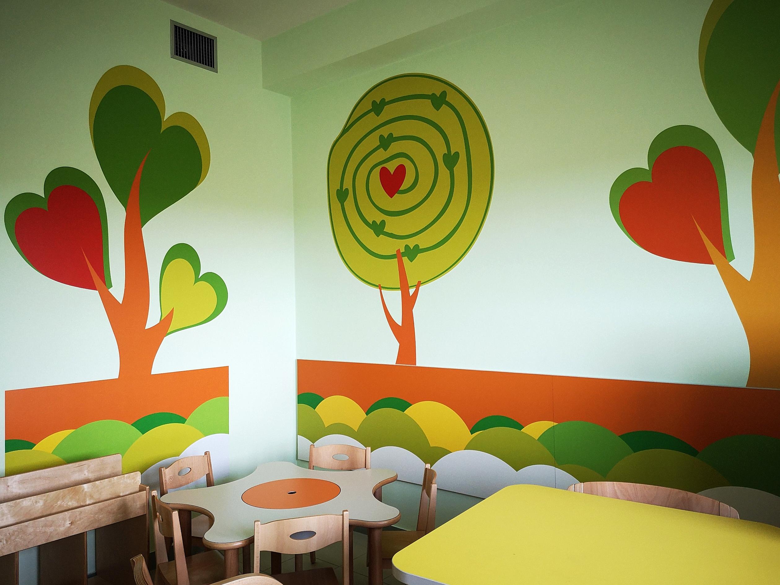 Arredo Casa Francavilla Fontana apre il nuovo reparto di pediatria presso l'ospedale di