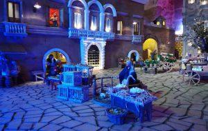 """Il suggestivo """"Borgo dei presepi"""" a Mesagne incanta i visitatori"""