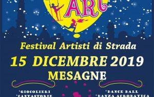 """Domenica 15 a Mesagne """"Street Art – Festival Artisti di Strada"""""""