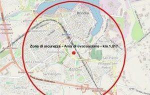 Evacuazione Brindisi: i numeri delle persone nelle aree di Accoglienza