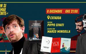 Non si fa mai niente Fest: domenica 8 Pippo Civati all'ExFadda di San Vito