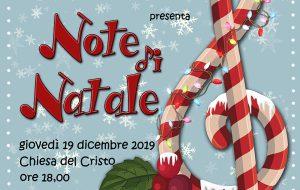 """Giovedì 19 Le Note di Natale dell'Orchestra """"Virgilio"""" alla Chiesa del Cristo"""