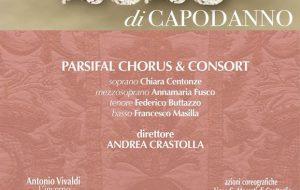 """Concerto di Capodanno a Mesagne: il Coro """"Parsifal"""" in Chiesa Matrice"""