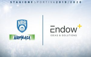La Endow nuovo Top Sponsor Happy Casa Brindisi
