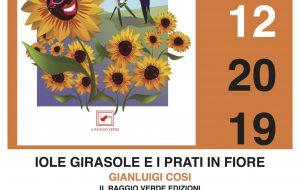 Iole Girasole e i prati in fiore: oggi si presenta il nuovo libro di Gianluigi Cosi