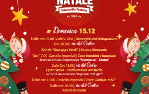 A Natale puoi… sabato 21 il Natale di FdI Brindisi