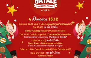"""Domani a Francavilla secondo appuntamento con """"Incanto di Natale"""""""