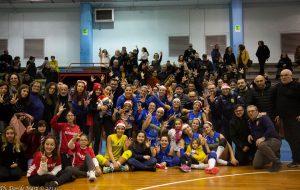Mesagne Volley: la linea verde va…