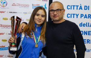 Strepitoso podio per Miriana Morciano ai campionati italiani under 23 di scherma