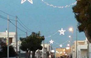 Natale al Mare: residenti, imprenditori e commercianti illuminano Santa Sabina