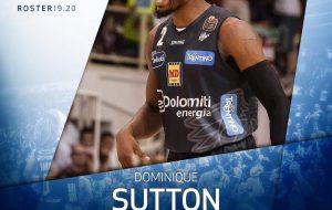Colpo New Basket: arriva Dominique Sutton