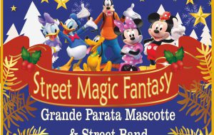 Domenica Street Magic Parade a Montalbano di Fasano