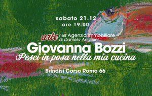 Piccola rassegna d'arte di Giovanna Bozzi nello spazio culturale di Toscano Brindisi