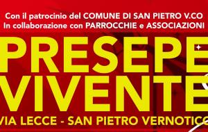 A San Pietro Vernotico torna il Presepe Vivente