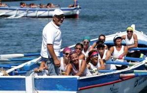 Immacolata tra mare e remi: dimostrazione di voga aperta alla comunità al Porticciolo Turistico