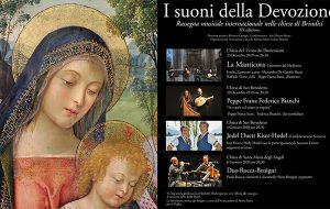 """Suoni della Devozione: oggi """"In cytaris vel etiam in organis"""" alla Chiesa di San Benedetto"""