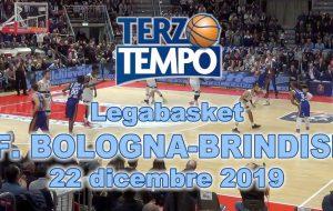 Terzo tempo web: il video di Fortitudo Bologna-Brindisi
