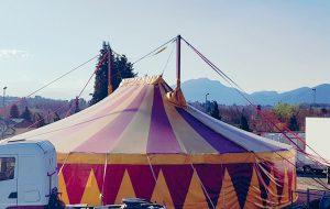 In arrivo a Brindisi la prima scuola di arti performative del Sud Italia sotto un vero tendone da circo