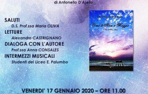 """Venerdì 17 Antonello D'Ajello presenta """"Come le Rose a Maggio"""""""