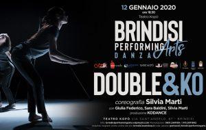 Brindisi Performing Arts: domenica 12 Doubl&Ko al Teatro Kopò