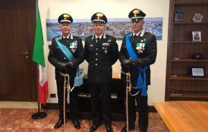 Due nuovi Ufficiali al Comando Provinciale dei Carabinieri di Brindisi