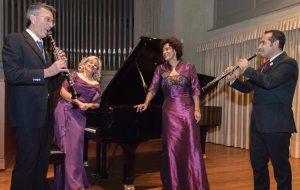 BrindisiClassica: domenica 9  Harmony Ensemble in concerto nella Sala Congressi nell'Istituto Alberghiero