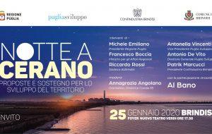 Notte a Cerano: le proposte per lo sviluppo economico del territorio
