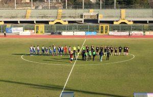 Serie D: Nocerina-Brindisi=0-0