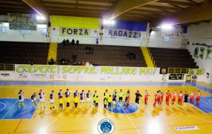 Olympique Ostuni: sconfitta a testa alta contro la capolista Capurso