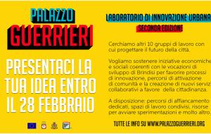 Riapre il bando di Palazzo Guerrieri su progetti di Innovazione Urbana