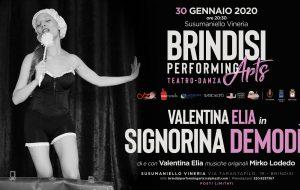 Brindisi Performing Arts: giovedì 30 al Susumaniello Signorina Demodè e le MilfShake