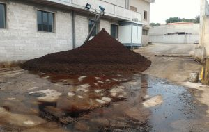 Sversamento irregolare degli oli: sequestrato piazzale di un frantoio