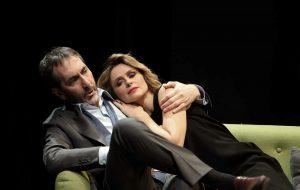 La Menzogna: al Verdi di Brindisi Serena Autieri e Paolo Calabresi