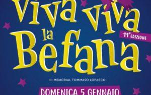 "Ad Ostuni torna ""Viva Viva la Befana"""