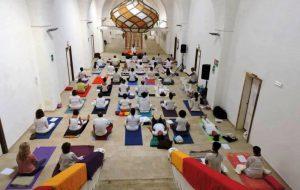 """Domani all'ExFadda la manifestazione """"Yoga Porte Aperte"""""""