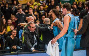 Finale infuocato in Ungheria: il Falco vince 93-83. La New Basket è fuori dall'Europa
