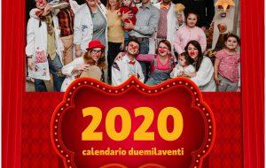 Happy Casa Brindisi: disponibile il calendario 2020 per la ClownTerapia
