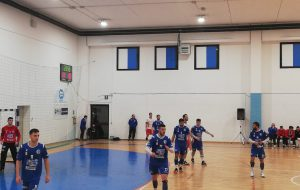 Junior Fasano-Trieste=29-26