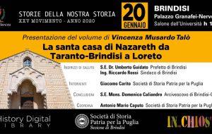 La santa casa di Nazareth da Taranto-Brindisi a Loreto