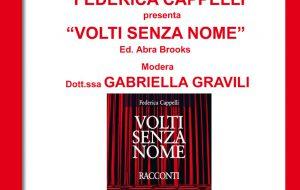 """Federica Cappelli presenta """"Volti senza nome"""" a La Feltrinelli di Brindisi"""
