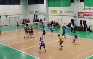 Il Mesagne Volley espugna Manoppello