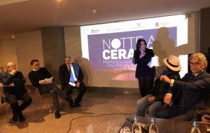 Notte a Cerano: Sala gremita al dibattito sul futuro del territorio con Boccia, Emiliano, Rossi e Albano