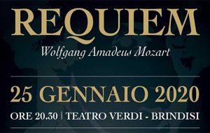 """Stasera appuntamento d'eccezione al Nuovo Teatro Verdi con """"il Requiem di Mozart"""""""