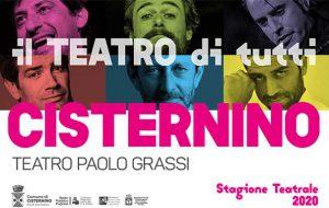 Cisternino: presentata la stagione teatrale 2020