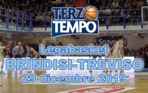 Terzo tempo web: il video di Brindisi-Treviso