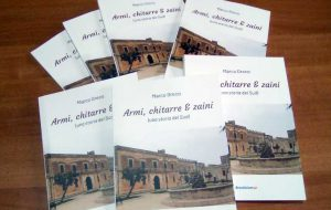 """In distribuzione il libro """"Armi Chitarre & Zaini"""" di Marco Greco (ed. Brundisium.net)"""