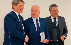Le vie del successo: Alberto Bombassei ospite di Confindustria Brindisi