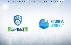 """""""Business Center Srl"""" è nuovo Top Sponsor della Happy Casa Brindisi"""