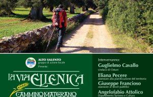 """Comune e Gal Alto Salento presentano i """"Cammini"""" che attraversano Ostuni"""