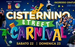 Arriva il Cisternino Street Carnival